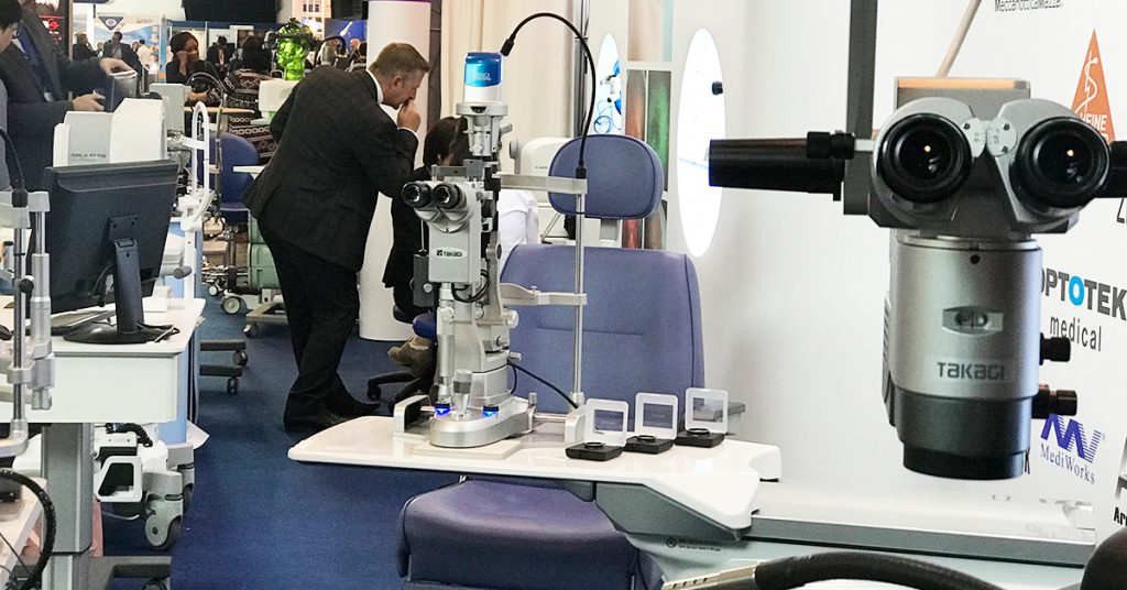 Royal College of Ophthalmologists 30th Anniversary Liverpool
